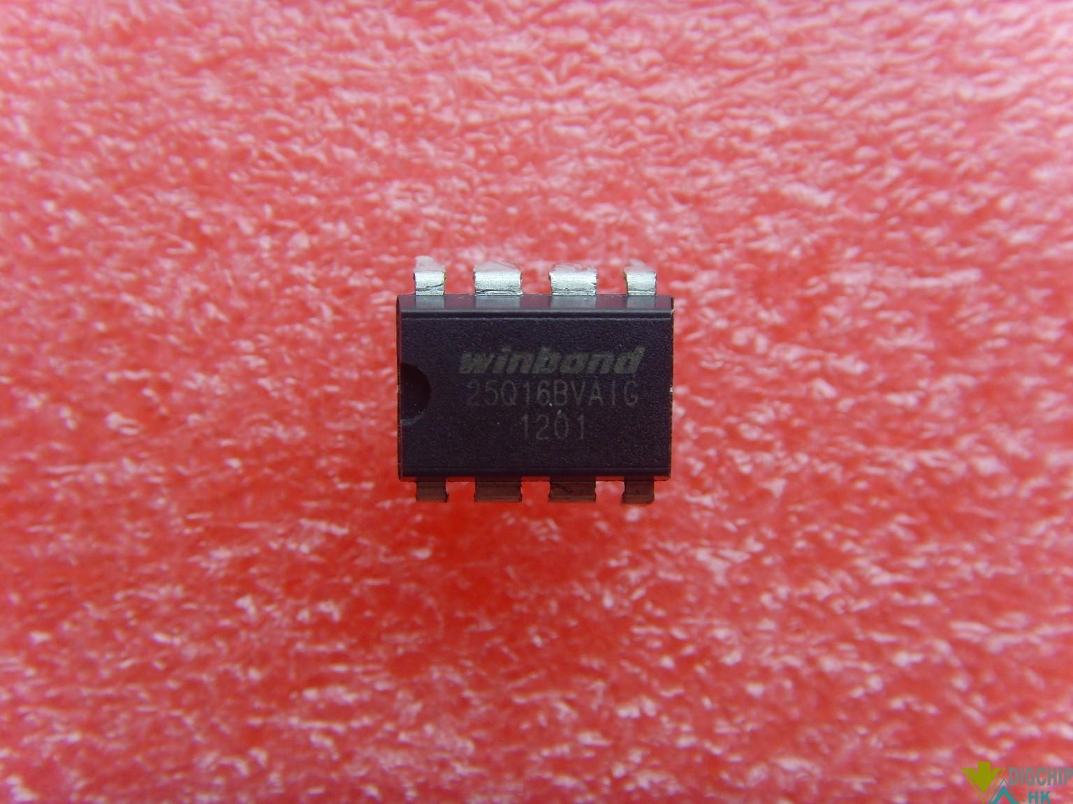 W25Q16BVAIG-Digchip hk Electronic Components Shop