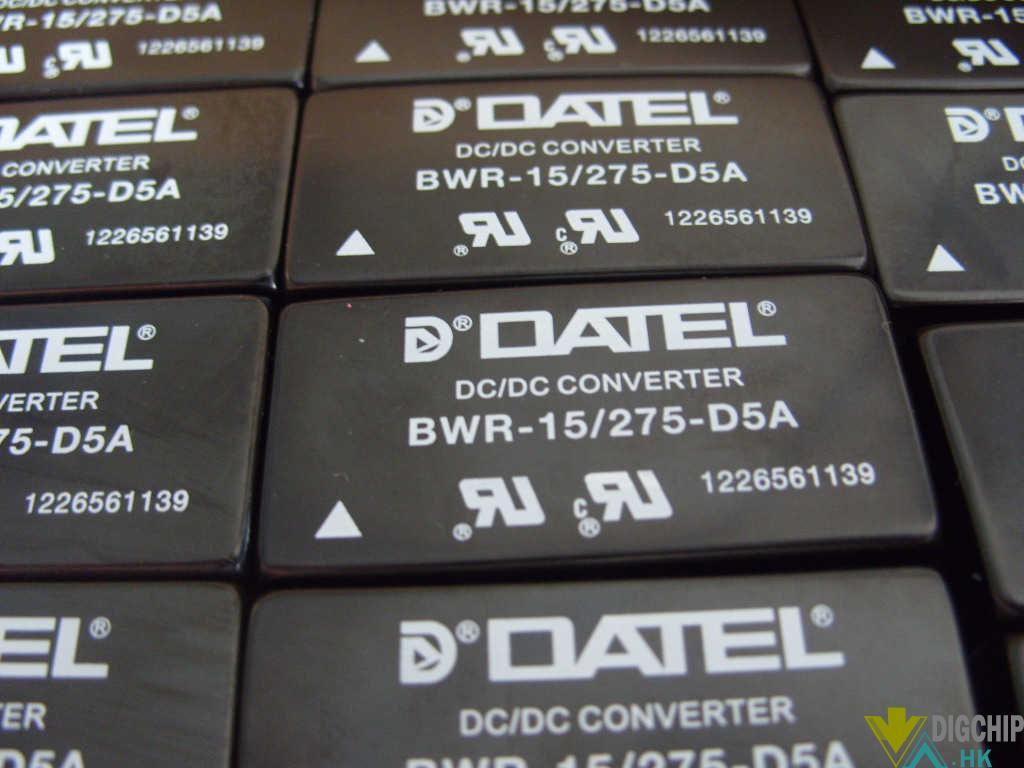 Murata Datel DC//DC Converter BWR-12//210-D24-C